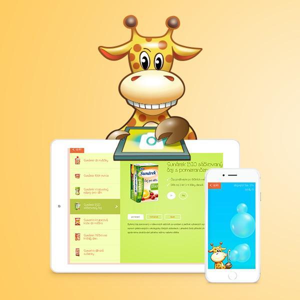 93ba81b08867f Sunárek predstavuje novú mobilnú aplikáciu - LenPreZdravie.sk