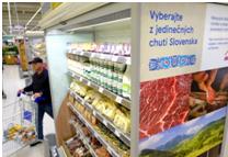 d38824eb16f26 ... lokálnych produktov od trvanlivých až po čerstvé potraviny. Výrobky  farmárov majú v predajniach vyhradený exkluzívny priestor označený  špeciálnymi ...